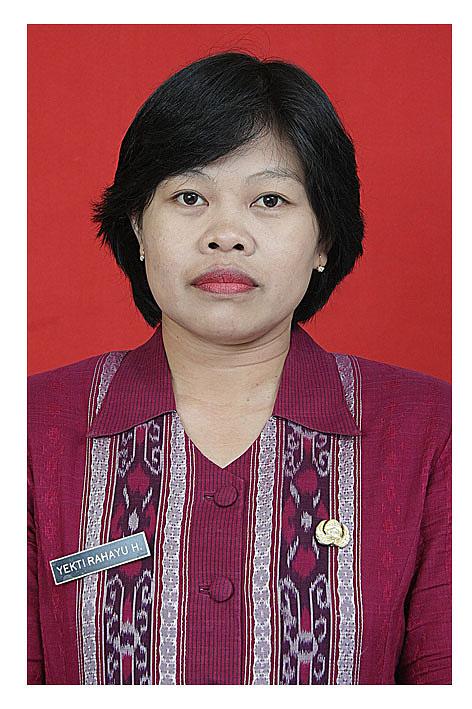 Yekti Rahayu Harsiwiyanti, S.Pd