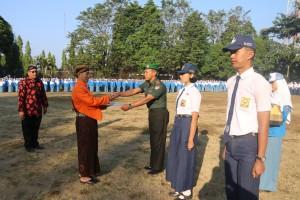 Masa Pengenalan Lingkungan Sekolah SMK Negeri 1 Magelang