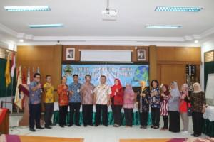 Lomba Sekolah Hemat Energi dan Air Jawa Tengah