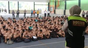 Pencegahan Virus Covid 19 di SMK Negeri 1 Magelang