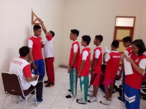 Pemanduan Bakat Olahraga oleh KEMENPORA Republik Indonesia