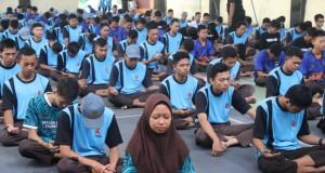 Jelang Ujian Nasional, SMKN 1 Kota Magelang Gelar Doa Bersama